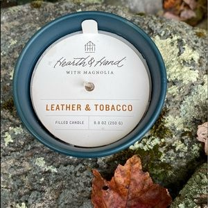 Leather and Tobacco